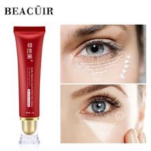 BEACUIR Snail Repair Eye Cream Anti-aging Nourishing Moisturizing Lighten Dark Circles Lift Firming Anti-wrinkle Brightening Eye