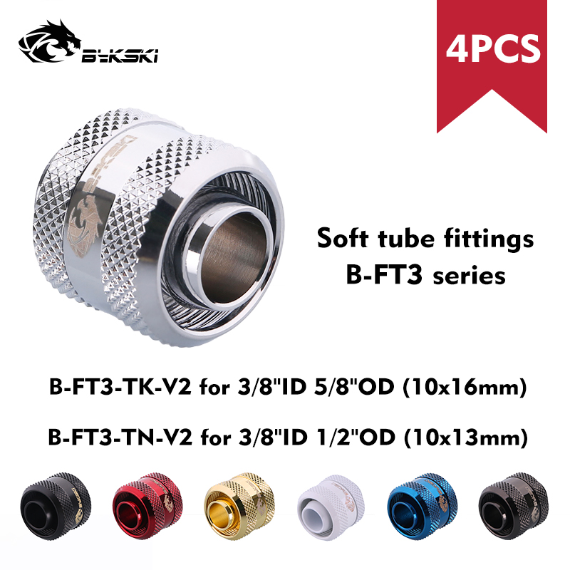 Soft Tube Fitting Bykski G1/4