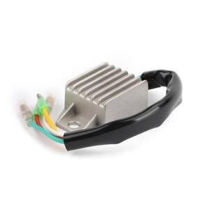 Image 5 - Areyourshop Rectifier Regler für Honda XR250 XR 250 R 1986 2004 XLR 250 R 1986 31410 KZ1 670 31410 KT1 670 Motorrad Teile