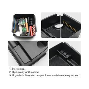 Image 3 - RUIYA Car Central Control Armrest Storage Box For Niro EV Electric Version 2019 Auto Anti Slip Storage Box Interior Accessories