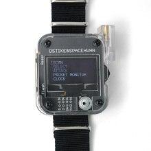 DSTIKE WiFi Deauther V2 V3 браслет носимый ESP8266 Плата развития Смарт-часы DevKit Arduino NodeMCU ESP32 IoT
