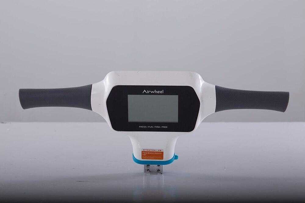 Airwheel S3 Scooter accesorios Barra de mango conjunto completo con pantalla LED