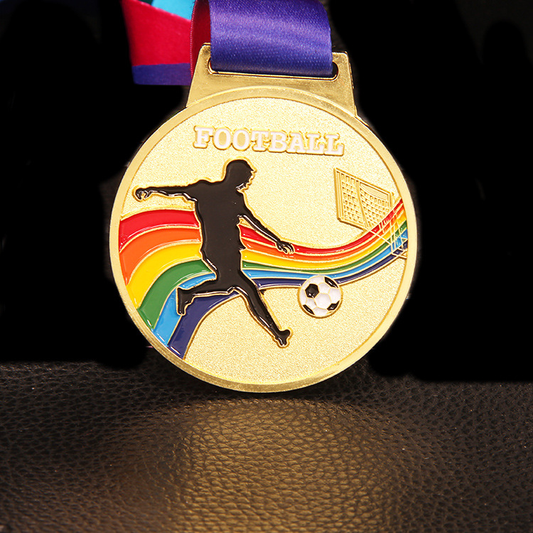 Soccer Medal Sports Competitions School Sports Medal Sports Gold Silver Bronze Medal Free Print