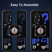 Metal Nova 5 Pro Case For Huawei Nova 6 Case Shockproof Armor Cover Mechanical Funda For Huawei Nova 5 Pro 5i 6 Se Coque Carcasa