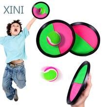 Xini 1 комплект детской одежды присоски липкие игрушки Спорт