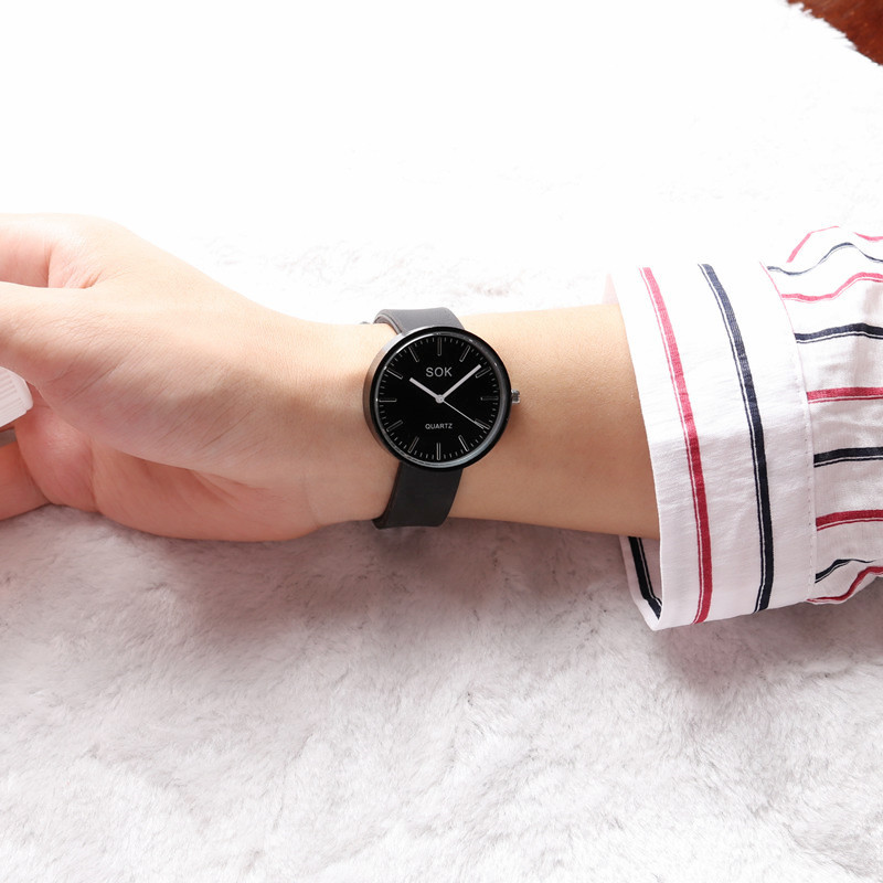 2019 Relogio Feminino Women Watches Fashion Creative Silicone Ladeis Watch Quartz Wrist Bracelet Watches For Women Clock Gifts