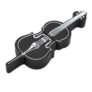 Image 4 - TEXT ME unidad flash USB para instrumentos musicales, modelo pendrive, 4GB, 16GB, 32GB, 64GB, violín, piano, guitarra, 10 estilos