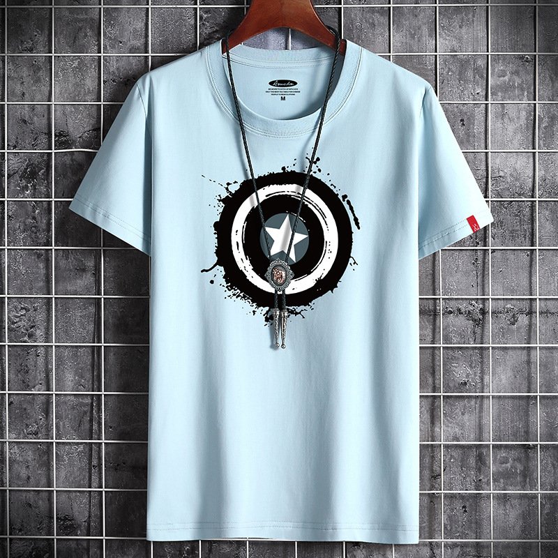 2021 Newest T Shirt for Men Clothing 4