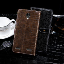 ZTE Blade A320 Leather Phone Cover Phone Case ZTE Blade L7 Phone Case(China)