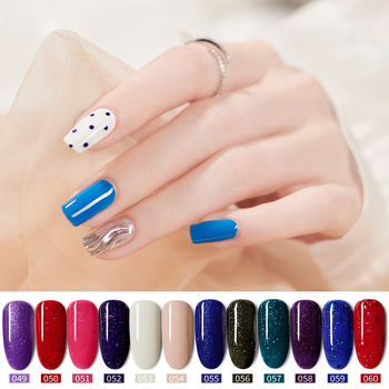 MORDDA 5 ML Nail Gel Polish For Manicure UV LED 60 Colors Nail Varnish Hybrid Semi Permanent Gel Lacquer Nail Art Design Tools 2
