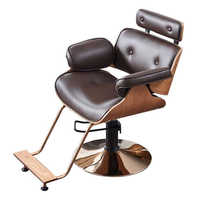 Ins Hairdressing Chair Hair Salon Dedicated High-end Lifting Haircut Chair Barber Shop Chair Hairdressing Chair