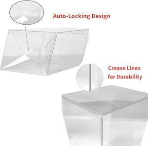 Image 4 - Ruitroliker Box Protector Case Transparent Sleeve Plastic Protection for Funko Pop 4 Inch Vinyl Figures