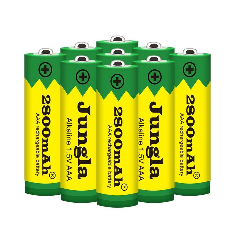 2 40 шт новый бренд AAA Батарея 2800mah 1,5 V Щелочная AAA аккумуляторная батарея для дистанционного управления игрушка свет Batery Бесплатная доставка|Перезаряжаемые батареи|   | АлиЭкспресс