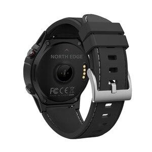 Image 2 - דיגיטלי שעון עמיד למים צפון קצה גברים שעונים ספורט צבאי LED צמיד דיגיטלי שעונים relogio masculino Bluetooth שעונים