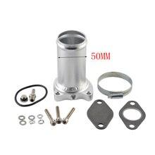 цена на 50mm EGR Delete Kit Pipe Suit For 98-04 MK4 Beetle Golf  TDI 1.9 75/80/90/115 BHP  egr valve