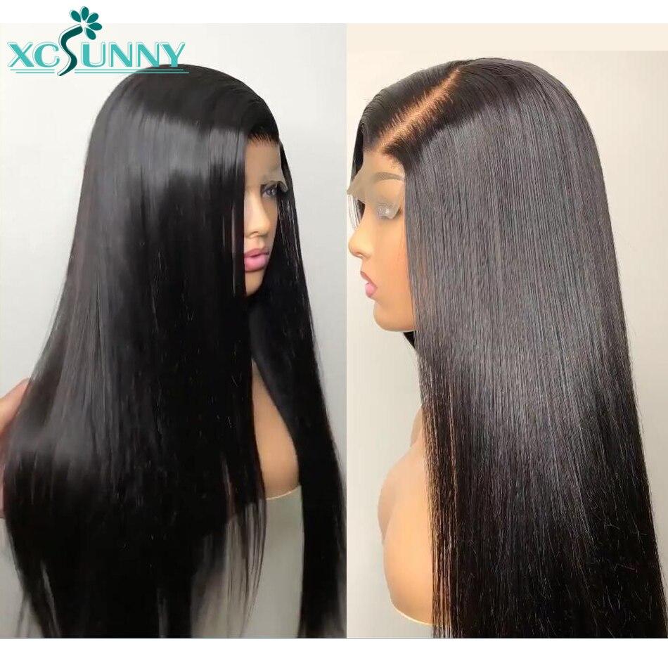 5x5 волнистый Топ кружевной передний парик предварительно выщипанные Remy бразильские человеческие волосы парики прямые 4x4 кружева закрытие п...