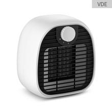Osobiste elektryczne Mini grzejniki wentylator przenośny pulpit ocieplacz na zimę ceramiczne małe grzejniki dla Home Office US EU JP wtyczka 220V 110V tanie tanio CN (pochodzenie) Desktop heater fan ABS+ nylon EU JP US 1000W