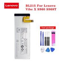 Аккумулятор для lenovo vibe x s960 s968t емкостью 2070 мАч bl215