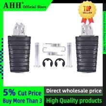 AHH podnóżek przedni podnóżki dla V-STAR XVS 650 400 XV400 VJ700 XJ700S XV700 XV750 XV535 VMX1200 Maxim V-Max Virago wszystkie lata