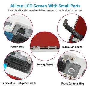 Image 2 - 10 Piece DHL Shipping Replacement Touch Digitizer Assembly Grade AAA+ Display LCD For iPhone 5 5S 6 6S 7 8 Plus Screen