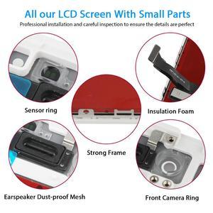 Image 2 - 10 pièces DHL expédition remplacement tactile numériseur assemblée Grade AAA + affichage LCD pour iPhone 5 5S 6 6S 7 8 Plus écran