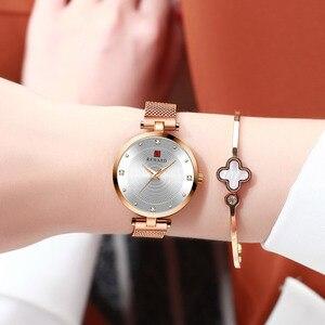 Image 5 - 2019 BELONING Horloge Vrouwen Luxe Mode Toevallige Waterdichte Quartz Horloges Sport Klok Dames Elegant polshorloge Meisje Montre Femme