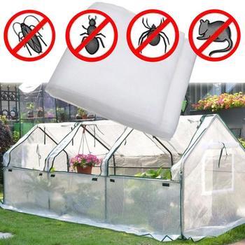 Red de malla protectora para jardín, tapas para insectos, antiaves, Control de...