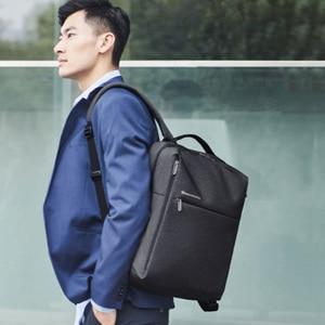 Image 5 - Оригинальный рюкзак XiaomI Mi 2, наплечная сумка в городском стиле, рюкзак, школьный рюкзак, вещевая сумка, подходит для ноутбука 15,6 дюйма