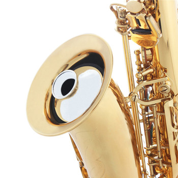 Saxophone Mute Silencer ABS Mute Saxophone Mute Instrument Wind Instrument Accessories For Alto Sax