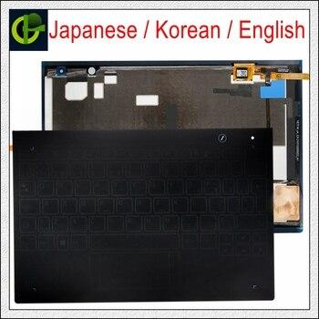 """Korean / Japanese / English Keyboard for 10.1"""" Lenovo Yoga Book Yogabook YB1-X90L YB1-X90F YB1-X91L YB1-X91F X90 X91 Cover JP KR 1"""