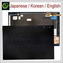 Korean / Japanese / English Keyboard for 10.1