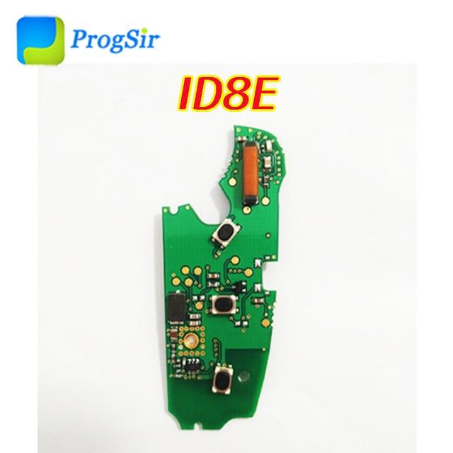JMD удобная детская планшетория ID8E PCB 315 МГц 434 МГц 868 МГц для AUDI A6 работает с удобным ребенком