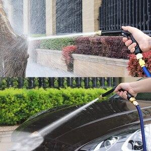 Image 2 - Automotive High Druck Reiniger Reiniger Schaum Wasser Pistole Garten Sprayer Auto Waschen Werkzeug Schlauch Düse Garten Bewässerung Sprinkler