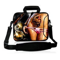 Bikini Girl Free Shipping 13 Laptop Shoulder Bag Messenger Case Fit For 13.3 Apple Macbook Pro Air HP Dell Sony