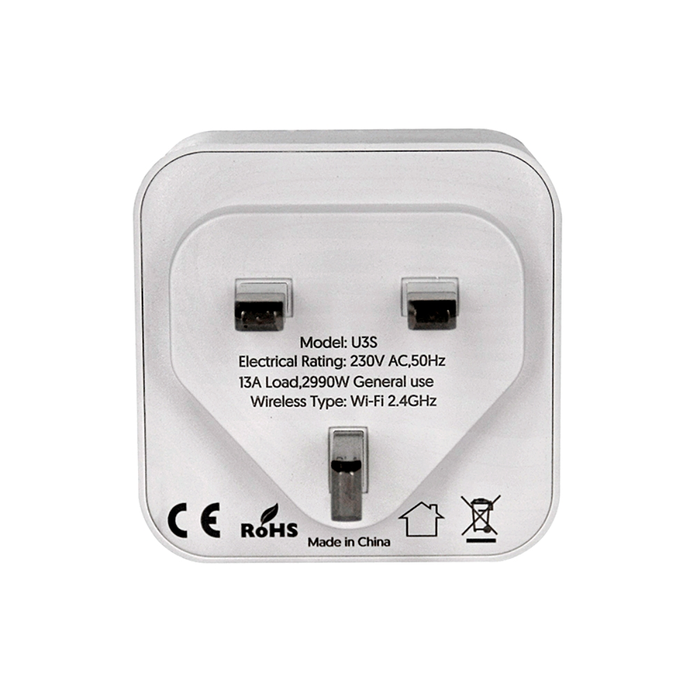 Hdc7c4659d0634acd88569b184ac97489E - UK WiFi Switch Mini Socket Plug Wireless Extender Remote Outlet Adaptor Wattmeter Smart Home Automation Alexa Google Compatible