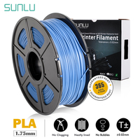 3D Printer Filament PLA Filament Glow In Dark 1.75MM 1kg Spool Low Shrinkage 3D Printing Filament For Children Scribble