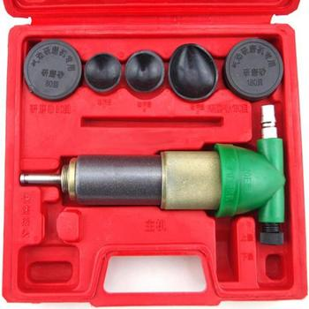 Air Operated Valve Lapper Automotive Engine Repair Tool Pneumatic Grinding Machine Seat Lapping Kit Car Grin
