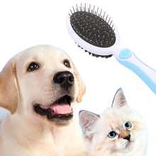 Pet Dog Cat Brush For Cats Puppy Gatos Accessories Grooming Comb Mascotas Products For Small Dogs Pets Hair Remover Supplies