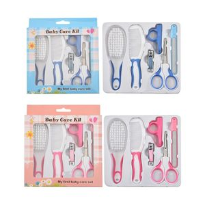 6 Pcs Baby Nail Hair Daily Car