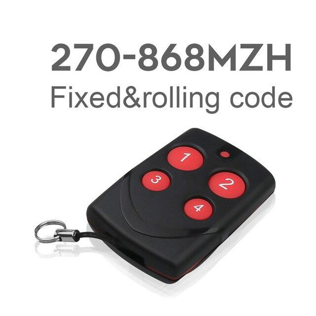 Hot Automatische Klonen Afstandsbediening Kopieer Duplicator 315/433/868MHZ Multifrequency Voor Garage Poort Deur