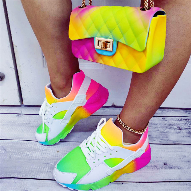 GIGIFOX-2020-INS-HOT-Big-size-43-Fashion-Breathable-walking-Sneakers-Cosy-Leisure-Shoes-and-Bags