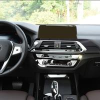 car air outlet Car Air Outlet Decoration Sticker Carbon Fiber/Matte Car Interior Decoration Compatible With Left Rudder BMW M3 (3)