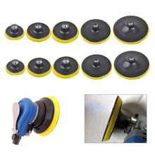 Polisher Backer-Plate Buffing-Pad Backing Auto 14mm/16mm-Accessories Car Loop 3-Hook
