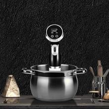 Timer-Display Food-Cooker Vide Sous Vacuum Biolomix Circulator-Lcd Immersion 1500W Powerful