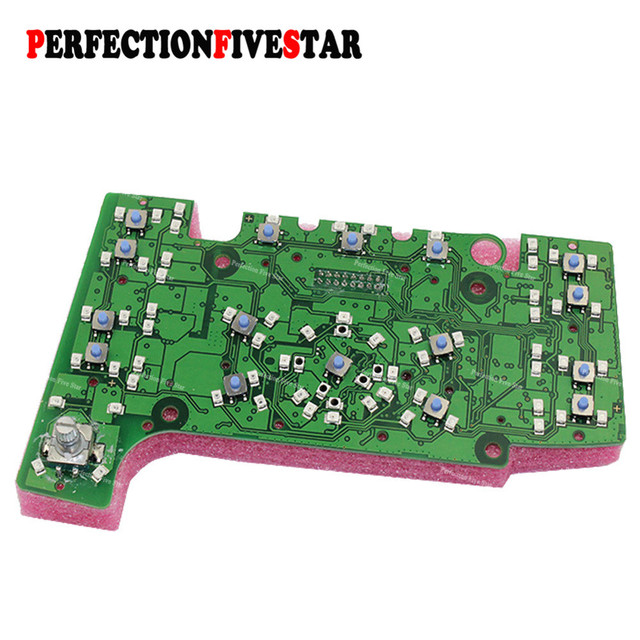 4L0919610 4F1919611 Multimedia MMI Control Panel Board with Navigation for AUDI Q7 2005 2007 2008 2009 A6 S6 2005 2011 919 611
