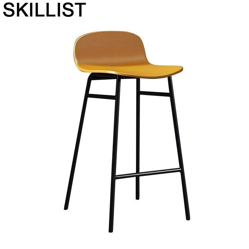 Todos Tipos Comptoir Para Barra Industriel Sandalyeler Stuhl Stoelen Hokery Stool Modern Silla Tabouret De Moderne Bar Chair