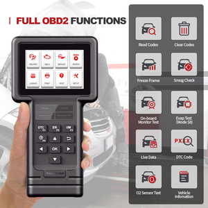 Image 3 - Thinkcar – outil de Diagnostic de voiture Thinkscan S99, lecteur de Code OBD2, réinitialisation de lhuile/freins/SAS/ETS/DPF, bricolage