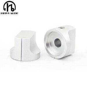 Image 1 - HIFI אודיו amp אלומיניום נפח ידית 1pcs קוטר 20mm גובה 15mm מגבר פוטנציומטר knob