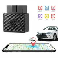Mini OBD II araç araba GPS OBD2 Tracker gerçek zamanlı kamyon takip cihazı GSM GPRS gps izci