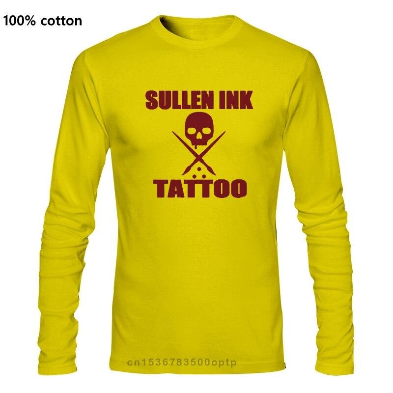 Men T shirt Sullen Clothing Dominic Holmes Badge Artist Series funny t-shirt novelty tshirt women